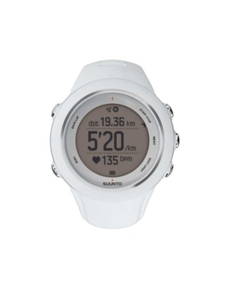Ambit3 Sports White HR