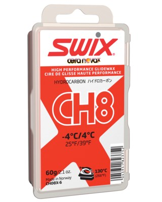 CH8X Red -4°C/4°C 60g