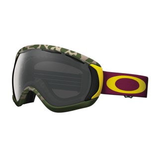 Canopy Flight Series Camo Red Yellow