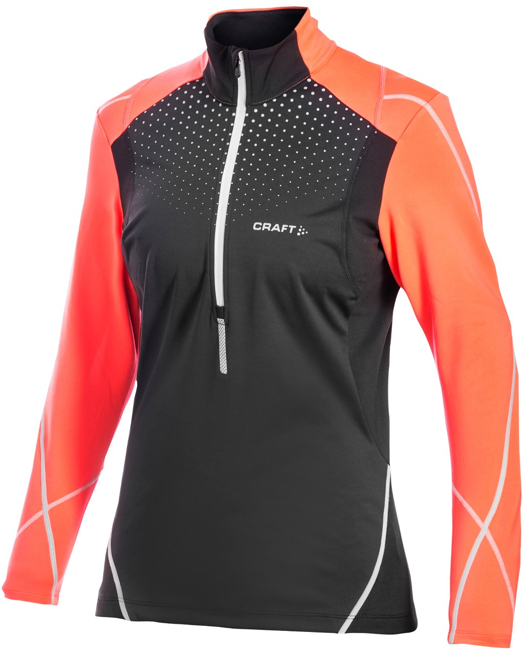 Performance brilliant thermal wind top w shock for Craft pr brilliant thermal wind top