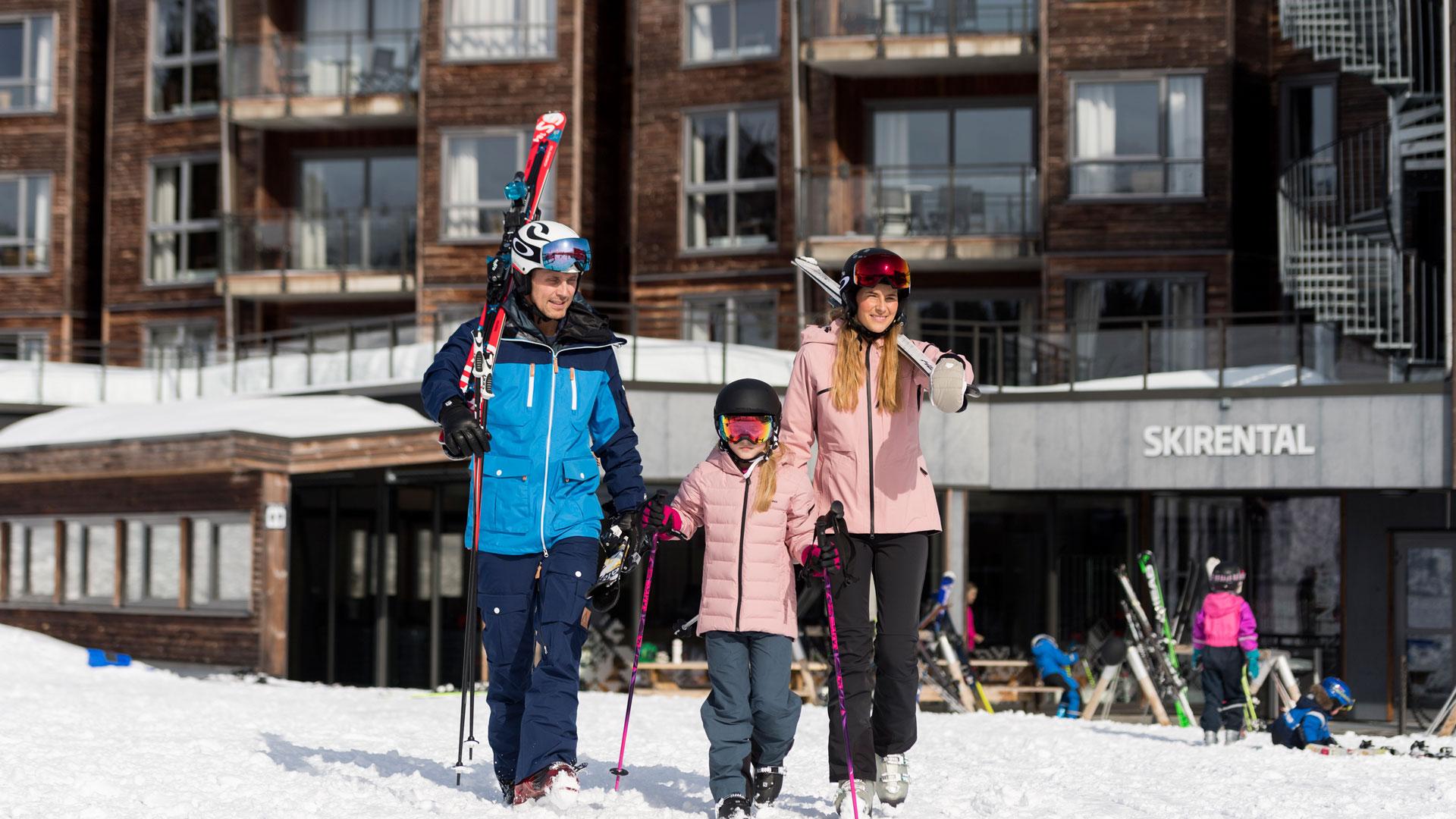 skistar skiduthyrning åre