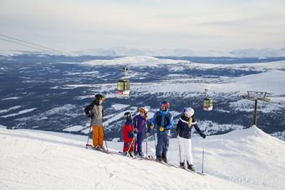 Skiing In 197 Re Sweden