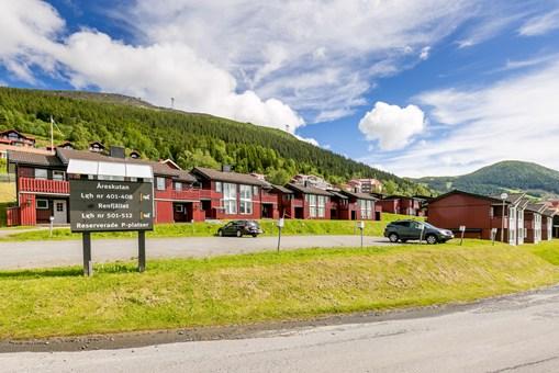 Åre Fjällby – Åreskutan