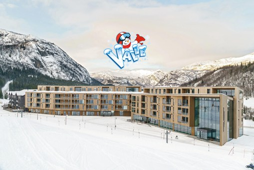 SkiStar Lodge Valle Family Suites