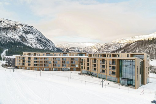 SkiStar Lodge Suites Studio