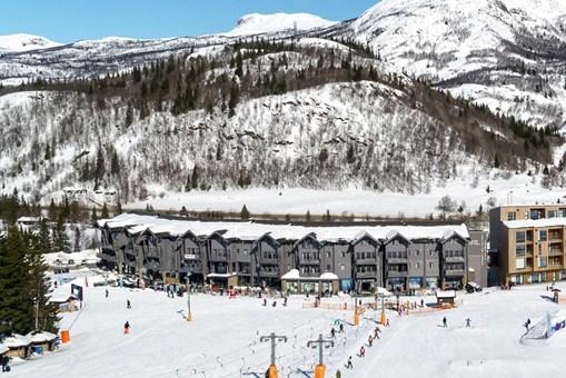 SkiStar Lodge Alpin Studio Ski View
