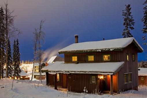 Timmerbyn SkiStar Vacation Club