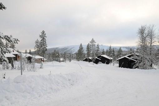 Joänget / Närfjällsbyn